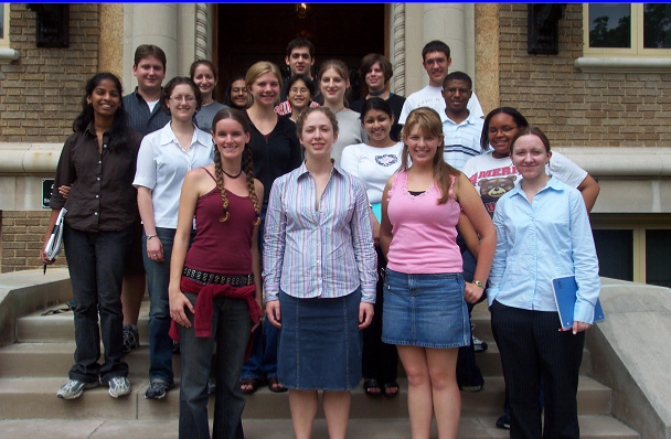 Carnegie Institution of Washington 2004 Summer Interns